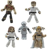 Buck Rogers Minimates Series 1 Box Set