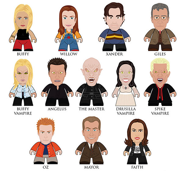 Buffy Blind Box Titans