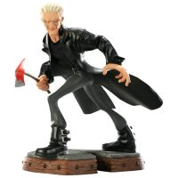 Buffy Spike Polystone Statue