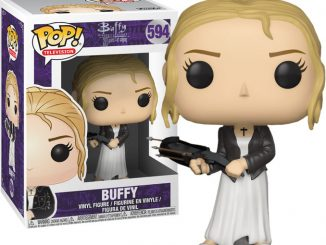 Buffy the Vampire Slayer Buffy Anniversary Pop Figure
