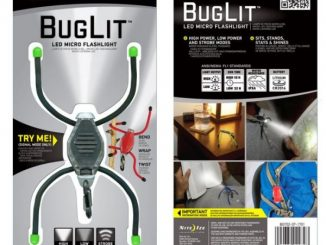 BugLit LED Micro Flashlight