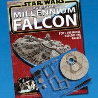 Build The Millennium Falcon Star Wars Magazine