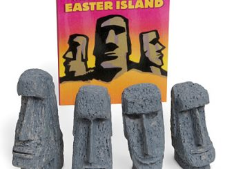 Build Your Own Easter Island Kit