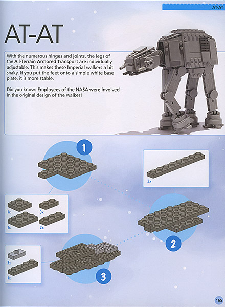Build Your Own Galaxy The Big Unofficial LEGO Builders Book