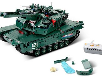 Build Your Own RC Tank
