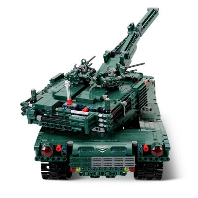 Build Your Own Remote Control Tank