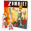 Build a Zombie 2014 Paper Craft Calendar