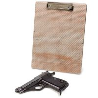 Bulletproof Body Armor Clipboard