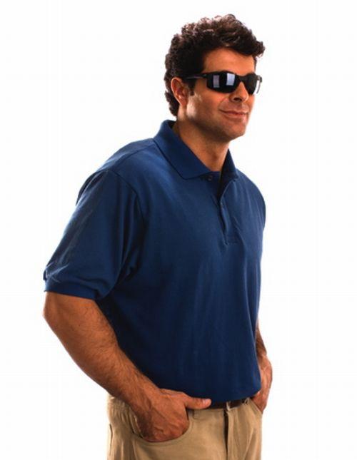 Bulletproof Men's Polo Shirt