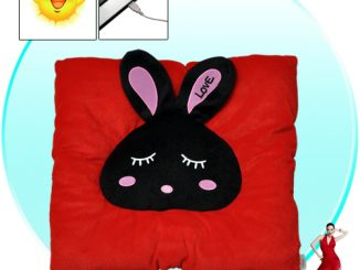 Bunny Love USB Heated Seat Cushion