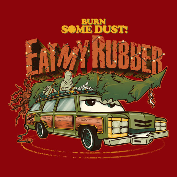 Burn Some Dust T-Shirt