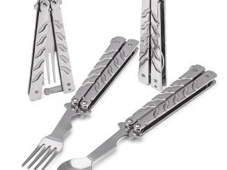 Butterfly Knife Cutlery