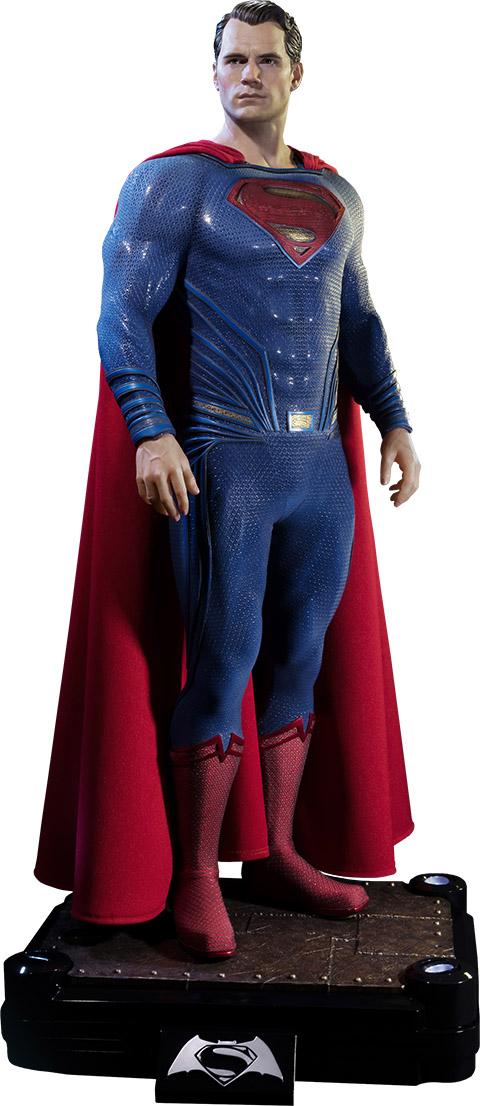 BvS Superman Polystone Statue