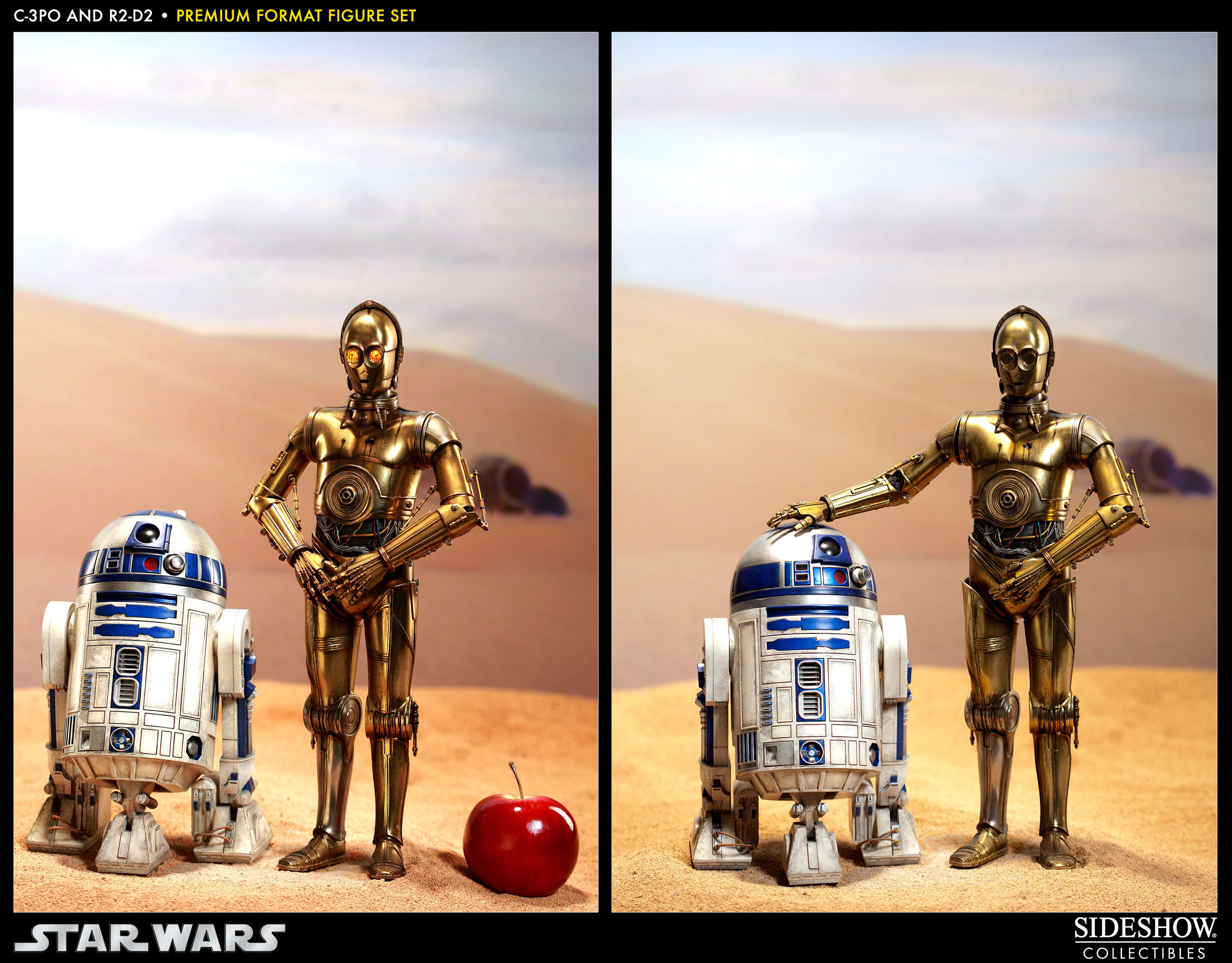 R2d2 And C3po C-3PO and R2-D2...