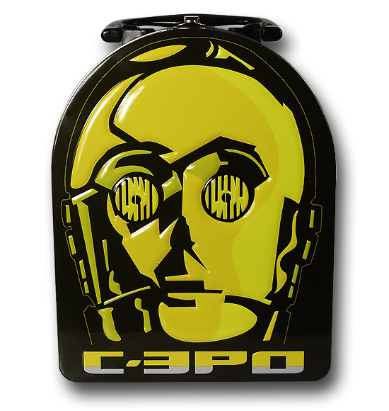 C-3PO lunch box