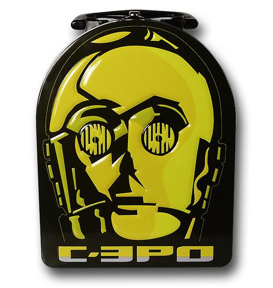 C-3PO lunch box