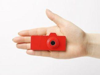 CLAP Pocket Digital Camera