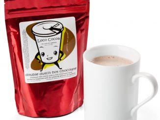 Caffeinated Hot Cocoa Mix