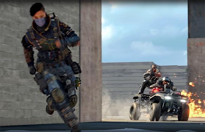 Call of Duty: Black Ops 4 – Blackout Battle Royale Trailer