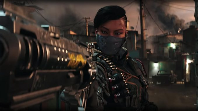 Call of Duty: Black Ops 4 – Launch Gameplay Trailer