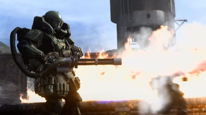 Call of Duty Modern Warfare Multiplayer Reveal Trailer