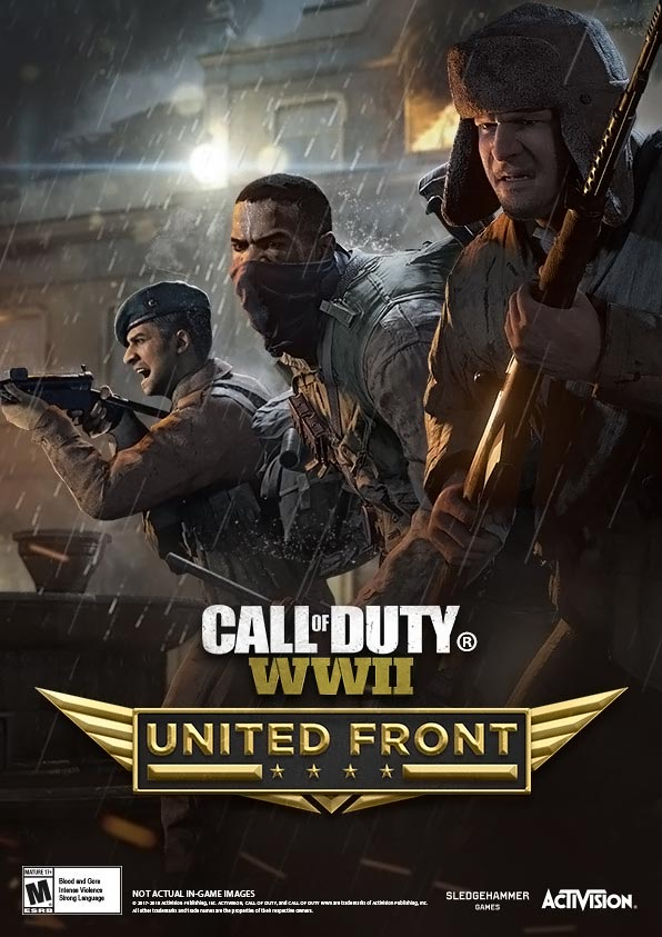 Call of Duty: WWII - United Front DLC