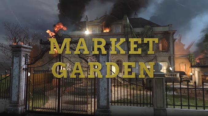 Call of Duty: WWII - United Front Market Garden Map