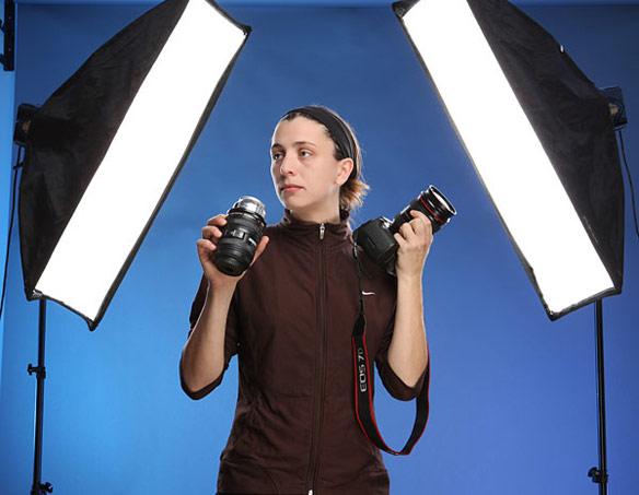 Camera Lens Kooler
