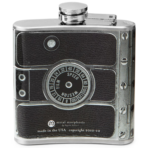 Camera Styled Flask