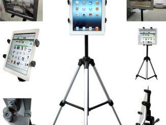 CameraTab Tripod & Windshield Mount For iPad