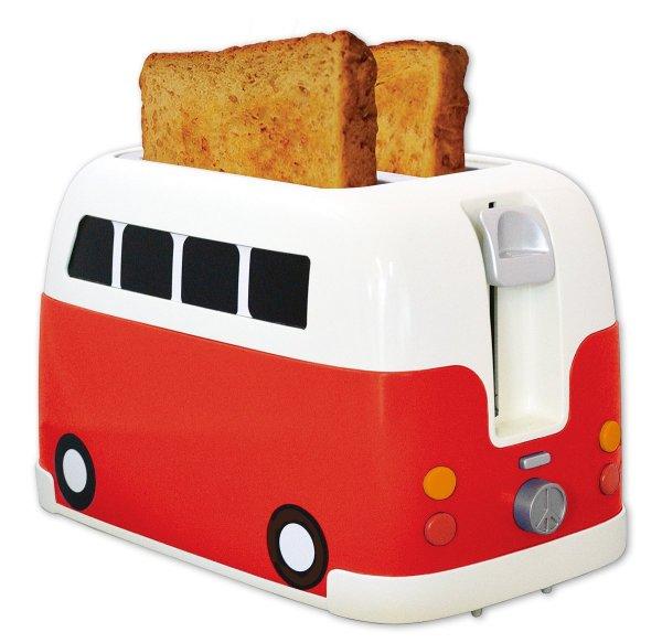 vw camper bus toaster. Black Bedroom Furniture Sets. Home Design Ideas