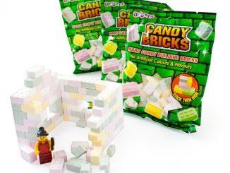 Candy Building Bricks