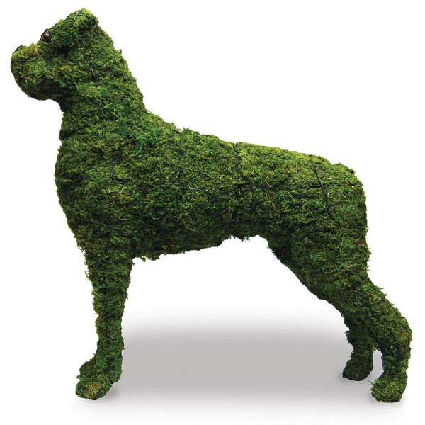 Canine Garden Topiaries