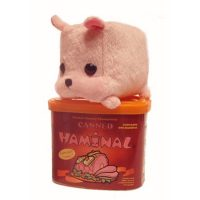 Canned Haminal Plush