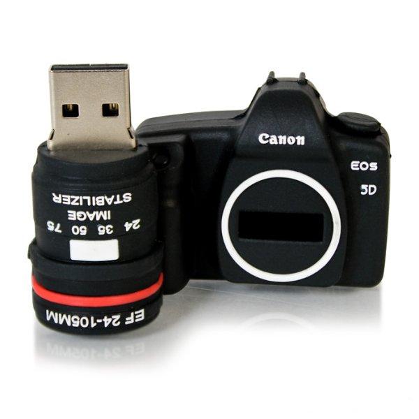 Canon Miniature Camera USB Flash Drive