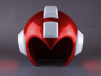 Capcom Red Mega Man Helmet