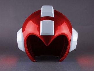 Capcom Red Mega Man Helmet