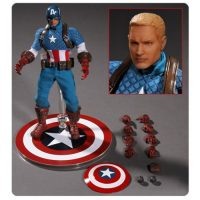 Captain America 1 12 Collective Action Figure