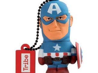 Captain America 16 GB USB Flash Drive
