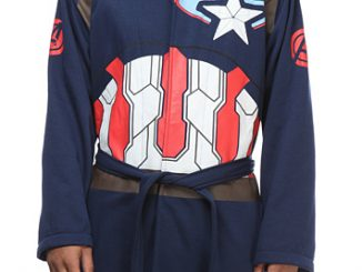 Captain America Age of Ultron Robe