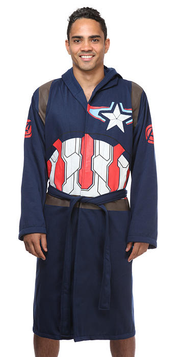 Captain America Age of Ultron Robe