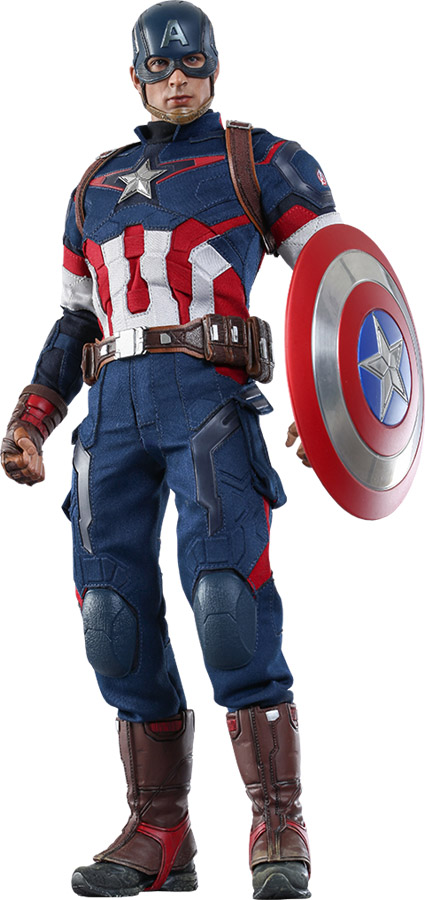 Captain America Age of Ultron Sixth Scale Figure