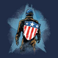 Captain America All-American Shirt