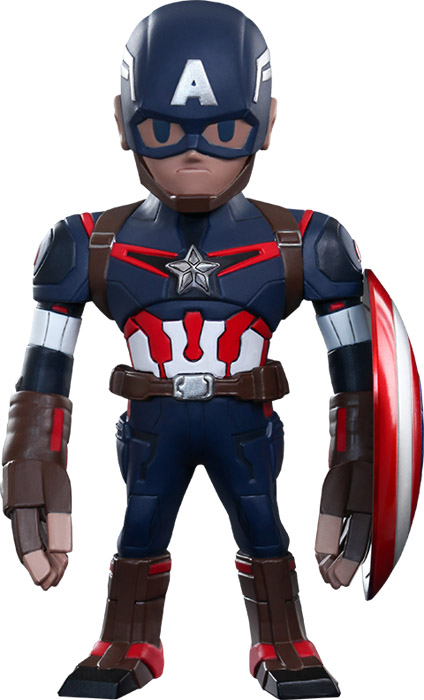Captain America Artist Mix Collectible Figure