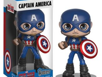 Captain America Civil War Captain America Bobblehead