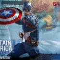 Captain America Civil War Captain America Sixth-Scale Figure 13