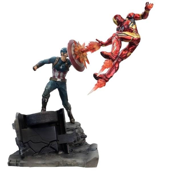 Captain America Civil War Captain America V Iron Man