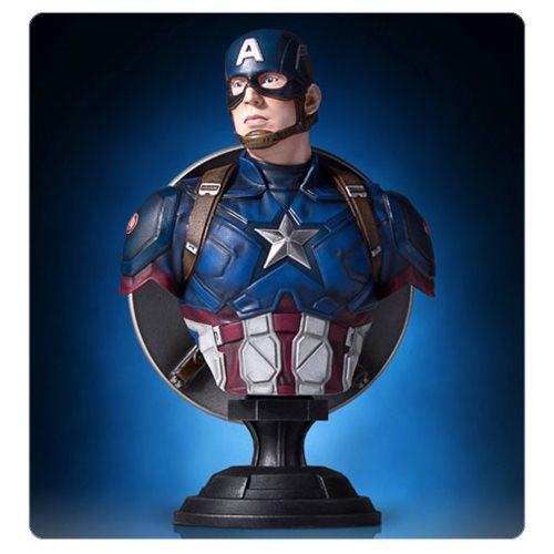Captain America Civil War Classic Mini Bust