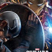 Captain America Civil War Divided We Fall Poster