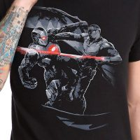 Captain America Civil War Falcon vs War Machine Shirt
